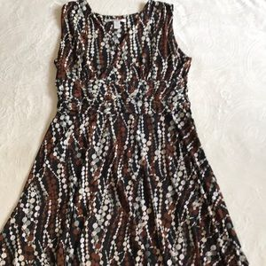 AA Studio sleeveless dress size 18W